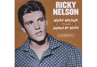 Rick Nelson - Ricky Nelson Plus Songs By Ricky [CD]