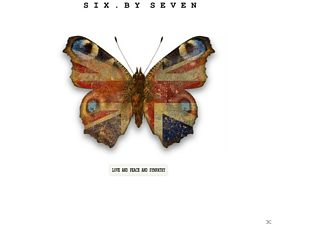 Six By Seven - Love And Peace And Sympathy - (CD)