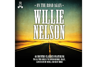 Willie Nelson - On The Road Again [CD]
