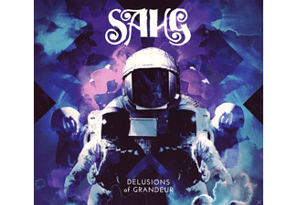 Sahg - Delusions Of Grandeur - (CD)