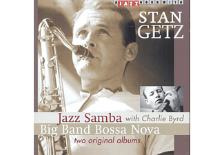 Stan Getz - Jazz Samba Big Band Bossa Nova - (CD)