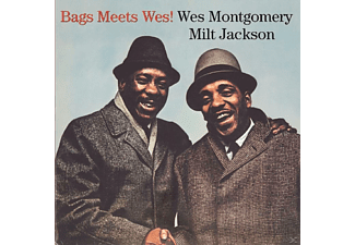 Wes Montgomery, Milt Jackson - Bags Meets Wes - (CD)