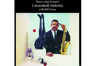 Cannonball Adderley - Know What I Mean? - (CD)