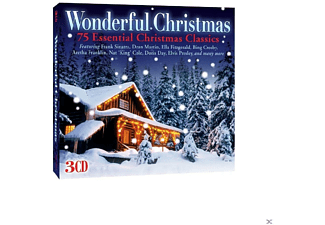 VARIOUS - Wonderful Christmas [CD]