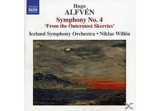 Icel Symphony Orchestra, Niklas/island So Willen - Sinfonie 4/Ouvertüre op.52 - (CD)