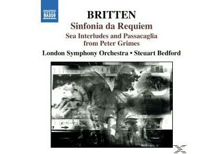 VARIOUS, Steuart/lso Bedford - Sinfonia Da Requiem/Sea Interludes And Passacaglia - (CD)