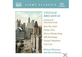 Richard/orchester Hayman - Vintage Broadway - (CD)