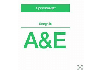 Spiritualized - Songs In A&E [CD]