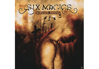 Six Magics - Behind The Sorrow - (CD)
