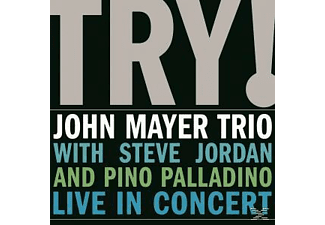John Mayer Trio - Try! Live In Concert - (Vinyl)