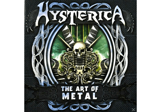 Hysterica - The Art Of Metal - (CD)