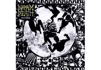 Napalm Death - Utilitarian (CD)
