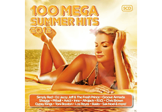 VARIOUS - 100 Mega Summer Hits 2012 [CD]