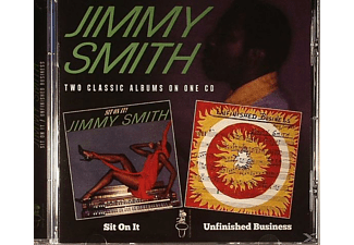 Jimmy Smith - Sit On It/Unfinished Business (Remaster) - (CD)