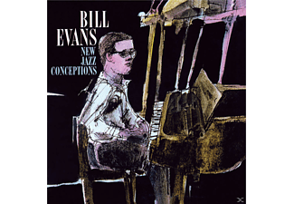 Bill Evans - New Jazz Conceptions (CD)