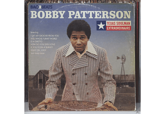 Bobby Patterson - Texas Soulman Extraordinaire - (CD)