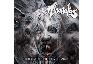 Thanatos - Undead.Unholy.Divine.(Re-Issue+Bonus) [CD]