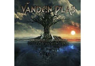 Vanden Plas - Chronicles Of The Immortals - Netherworld [CD]