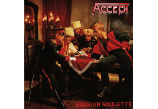 Accept - Russian Roulette (Expanded+Remast.Ed.) - (CD)