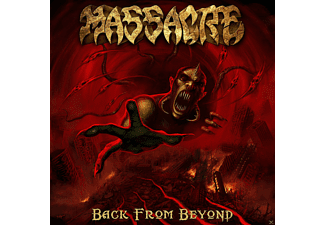 Massacre - Back From Beyond | CD