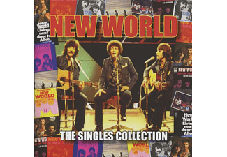 New World - The Singles Collection - (CD)
