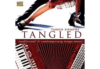 Tango Siempre - Tangled-Traditional & Contemporary Tango Music [CD]