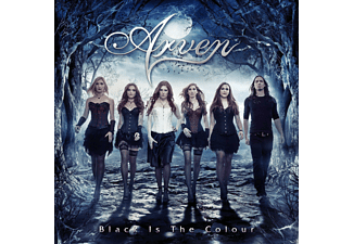 Arven - Black Is The Colour - (CD)
