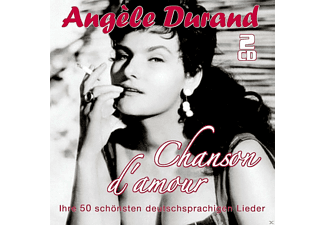 Angèle Durand - Chanson D'amour-50 Große Erfolge In Deutsch [CD]