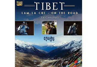 Techung - Tibet - Lam La Che (On The Road) [CD]