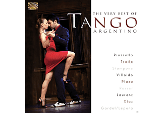 VARIOUS - The Very Best Of Tango Argentino [CD]
