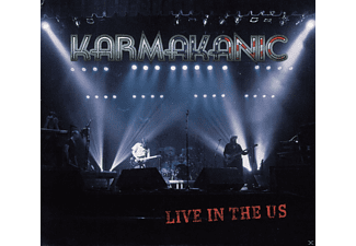 Karmakanic - Live In The Us (2CD Digipack) - (CD)