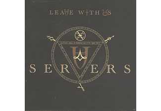 Servers - Leave With Us - (CD)