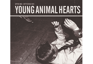 Spring Offensive - Young Animal Hearts - (CD)