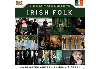VARIOUS - The Ultimate Guide To Irish Folk [CD]