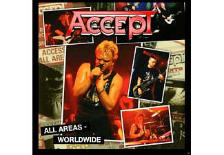 Accept - All Areas-Worldwide (Live 2cd) [CD]