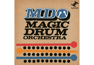 Magic Drum Orchestra - Mdo [CD]