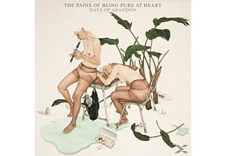 The Pains Of Being Pure At Heart - Days Of Abandon - (Vinyl)