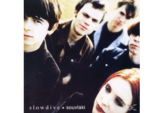 Slowdive - Souvlaki (Expanded 2cd Edition) [CD]