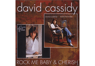 David Cassidy - Rock Me Baby/Cherish (2 On 1) - (CD)