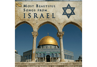 VARIOUS - Most Beautiful Songs From Israel [CD]