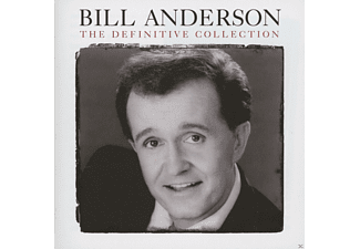 Bill Anderson - The Definitive Collection - (CD)