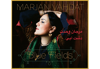 Marjan Vahdat - Blue Fields - (CD)