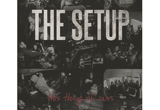 The Setup - This Thing Of Ours - (CD)