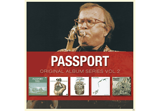 Passport - Original Album Series Vol. 2 [CD]