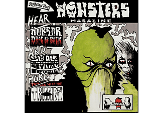 The Monsters - The Hunch - (CD)