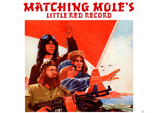 Matching Mole - Little Red Record / Remastered + Expanded - (CD)