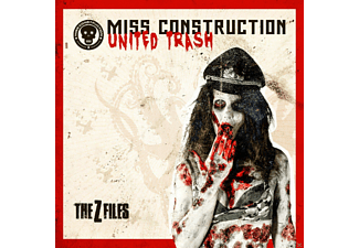 Miss Construction - United Trash (The Z Files) [CD]