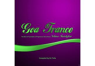 VARIOUS - Goa Trance Vol.24 [CD]