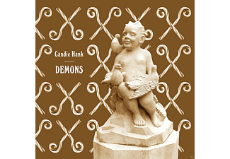 Candie Hawk - Demons [CD]
