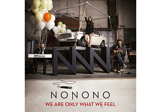 Nonono - We Are Only What We Feel - (CD)